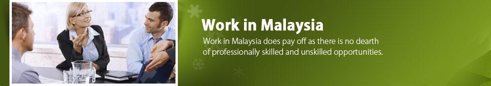 Malaysia Work Permit Scheme